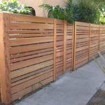 Poolside Backyard Fencing