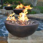 Sumaco Concrete Firebowl
