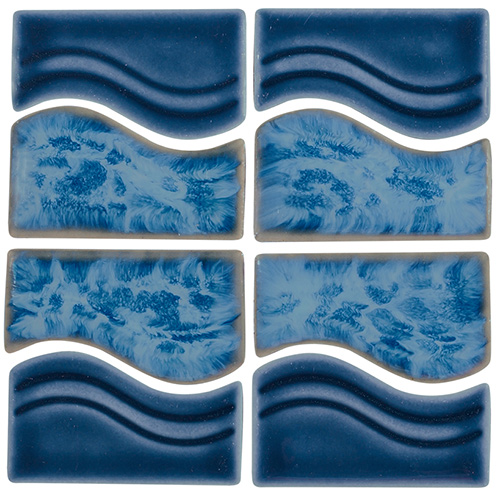 Tropics Collection: Aqua Wave by NPT